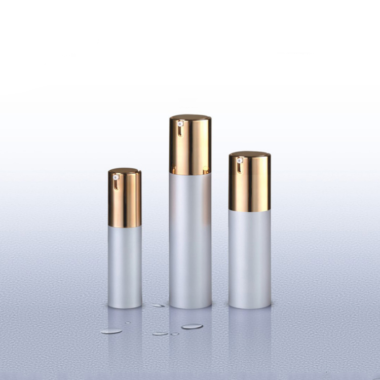 50ml Acrylic airless pump cosmetic bottle