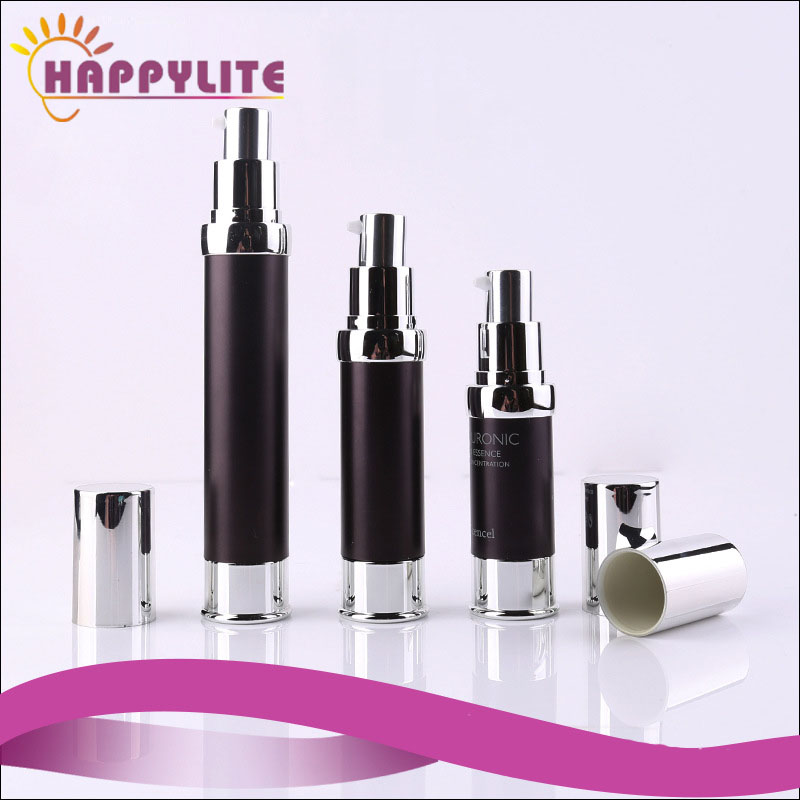 eye gel 30ml airless pump bottle